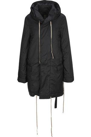 Rick Owens Jumbo fishtail parka coat