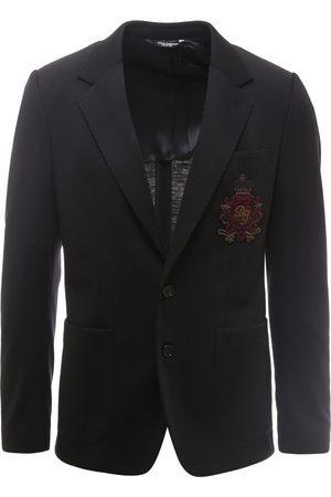 Dolce & Gabbana Men Blazers - Virgin wool blazer