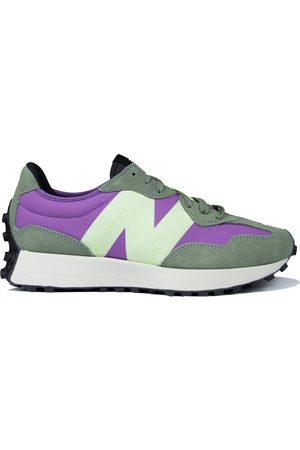 New Balance 327 Olive / Purple