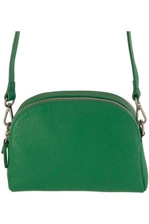 Fioriblu Women Purses - Viola Crossbody Bag Emerald Green