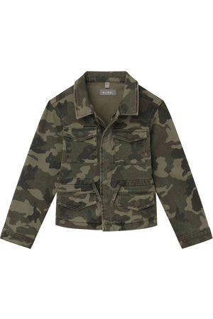 DL Toder Girl's 1961 Kids' Rocco Camo Jacket
