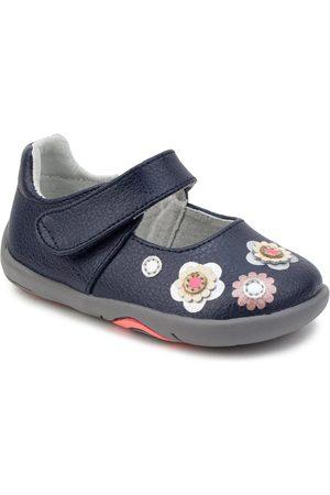 pediped Toddler Girl's Grip 'N Go(TM) Flora Mary Jane