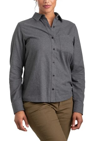 Outdoor Research Women's Sandpoint Flannel Button-Up Shirt