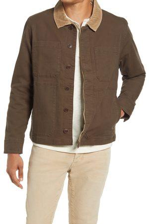 Treasure & Bond Men's Cotton Work Jacket