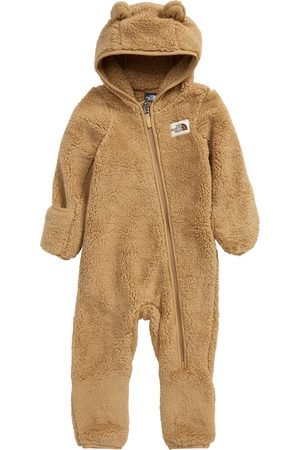 The North Face Infant Boy's Campshire Bear High Pile Fleece Romper