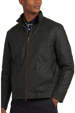 Barbour Men's Wax Harrington Jacket