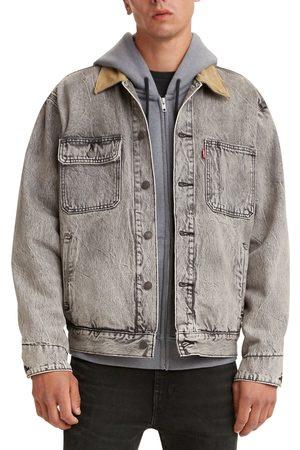 levi's Men's Levis Sunset Oversize Denim Trucker Jacket