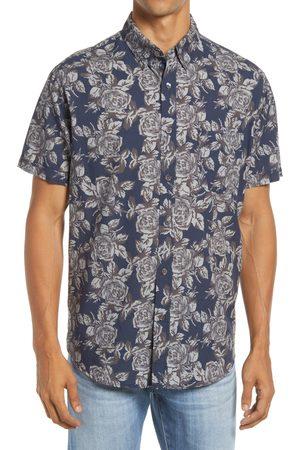 Rails Men's Monaco Floral Short Sleeve Button-Up Shirt