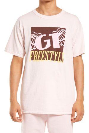Our Legends Men's Men's Gt Bmx Wings Freestyle Cotton Graphic Tee