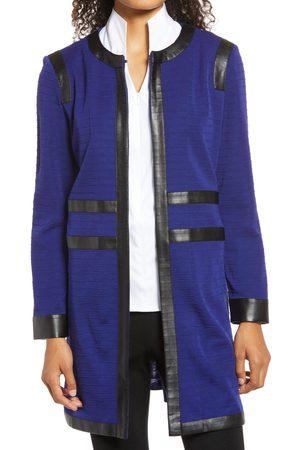Ming Wang Women's Ribbed Jacket