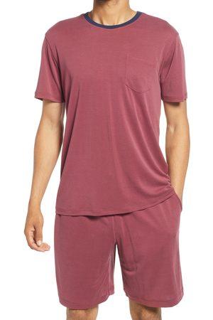 Daniel Buchler Men's Modal Blend Pajama T-Shirt