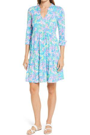 Lilly Pulitzer Women's Lilly Pulitzer Alaina Long Sleeve Babydoll Dress