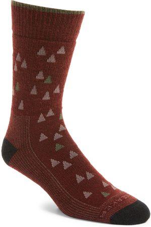 Icebreaker Men's Hike Medium Wool Blend Crew Socks