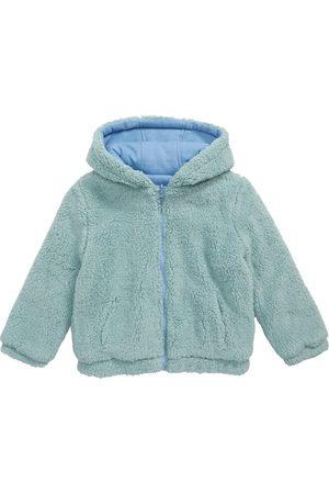 Tucker + Tate Toddler Girl's Reversible Faux Fur Jacket