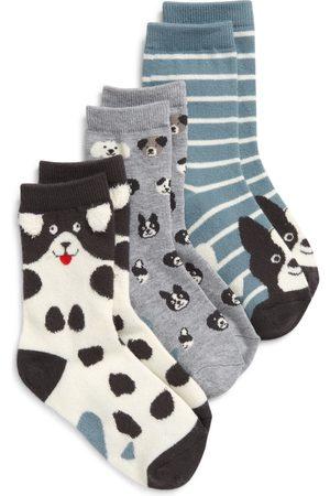 Tucker + Tate Toddler Boy's Kids' Assorted 3-Pack Crew Socks