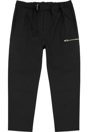 OAMC Men Tapered - Tapered wool trousers