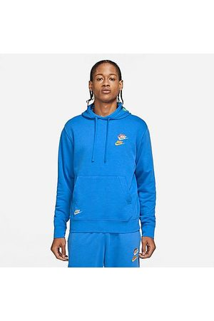 Nike Men's Sportswear Essentials+ Pullover Hoodie in / Size Small Cotton/Polyester/Fleece