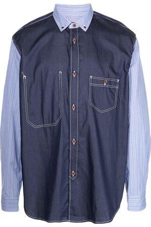Junya Watanabe MAN Button-down denim shirt