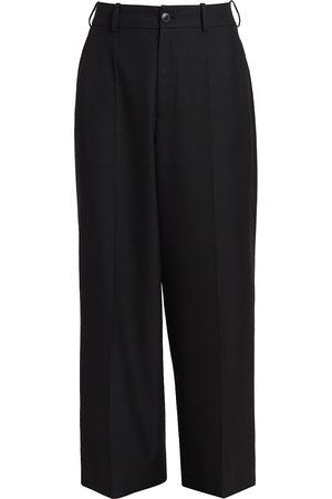 VALENTINO Men Wide Leg Pants - Tailored Wide-Leg Trousers
