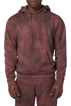 Hudson Men Denim - Marble Dye Hooded Sweatshirt