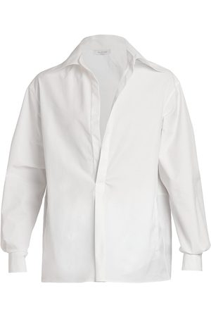 VALENTINO Polo-Collar Tailored Shirt