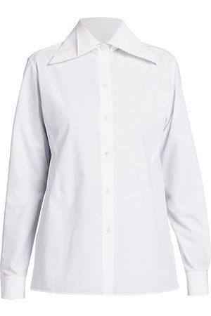 Valentino Women Shirts - Button Down Shirt