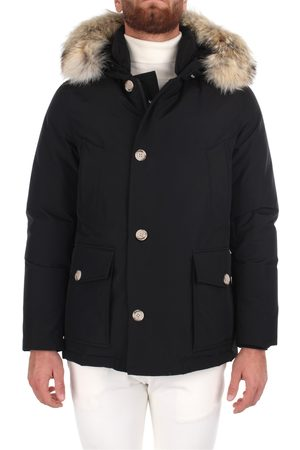 Woolrich Jackets Men Cotone/poliammide