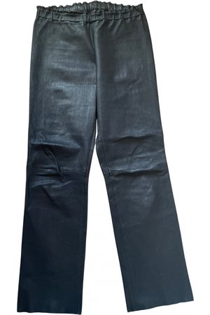 Stouls Leather short pants