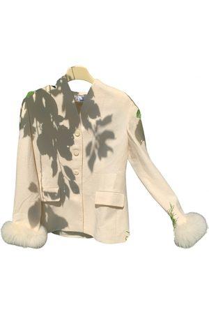 LUISA SPAGNOLI Women Gilets - Wool short vest