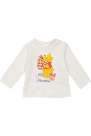 MONNALISA Baby cotton top
