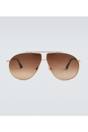 Tom Ford Men Aviators - Aviator sunglasses