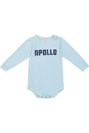 The Animals Observatory Baby printed cotton knit body