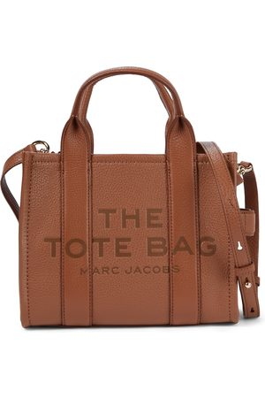 The Marc Jacobs The Traveler Mini leather tote