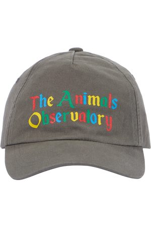 The Animals Observatory Exclusive to Mytheresa – Tao cotton baseball hat
