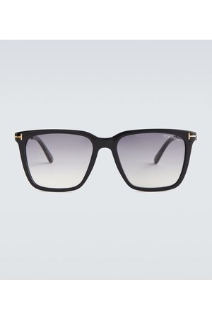 Tom Ford Acetate square-frame sunglasses