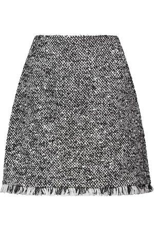 Tory Burch Tweed miniskirt
