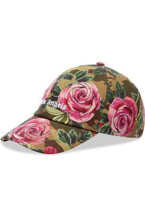 Palm Angels Men Caps - END. x Allover Rose Baseball Cap
