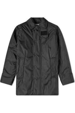 Acne Studios Men Puffer Jackets - Oamaru Technical Canvas Padded Jacket