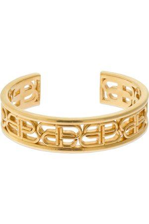 Balenciaga Women Bracelets - Bb Cuff Bracelet