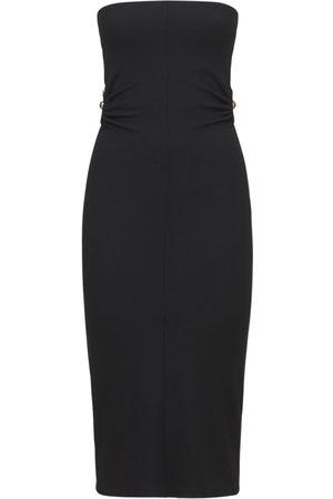 CHRISTOPHER ESBER Women Strapless Dresses - Strapless Fran Midi Dress