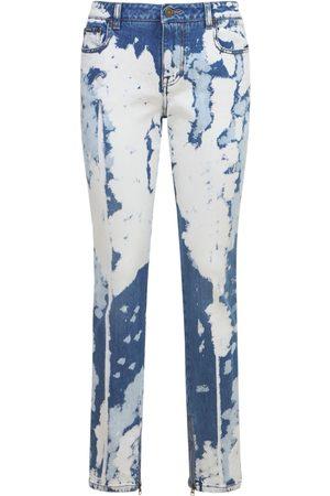 Tom Ford Women Skinny - Bleached Denim Skinny Jeans