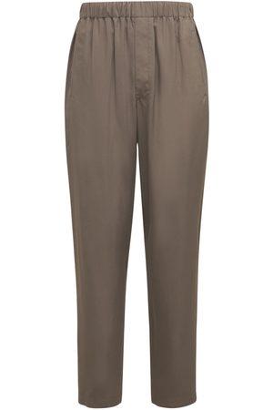 LEMAIRE Men Pajamas - Silk Pajama Pants