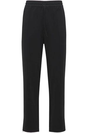 Y-3 Men Sweatpants - Sleek Straight Leg Track Pants