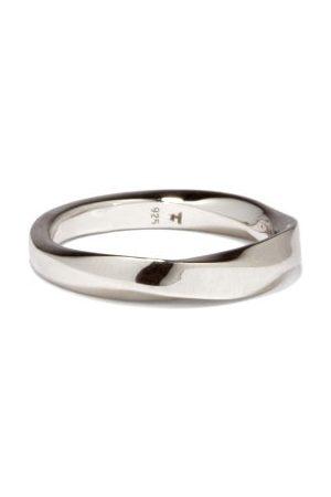 TOM WOOD Men Rings - Infinity Slim Sterling- Ring - Mens