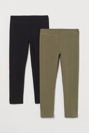 H&M Jeans - 2-pack Leggings