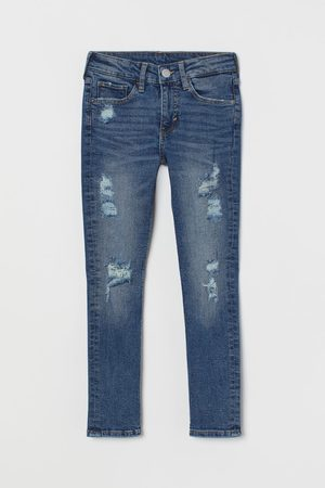 H&M Skinny Fit Trashed Jeans