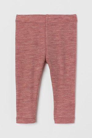 H & M Wool Leggings