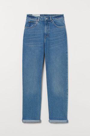 H & M Women Boyfriend Jeans - Baggy High Jeans