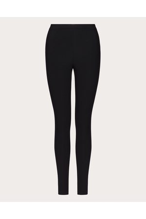 VALENTINO Women Sports Shorts - Jersey Leggings Women 83% Viscose 5% Elastane L