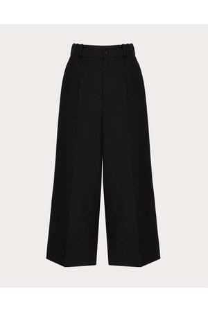 VALENTINO Women Pants - Double Compact Drill Pants Women 99% Virgin Wool 1% Silk 36